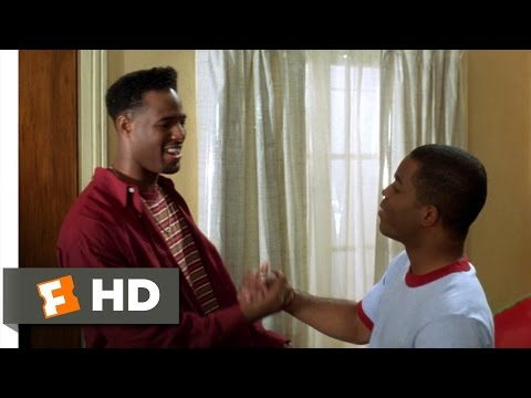Don't Be A Menace (1/12) Movie CLIP - Ashtray's Father (1996) HD