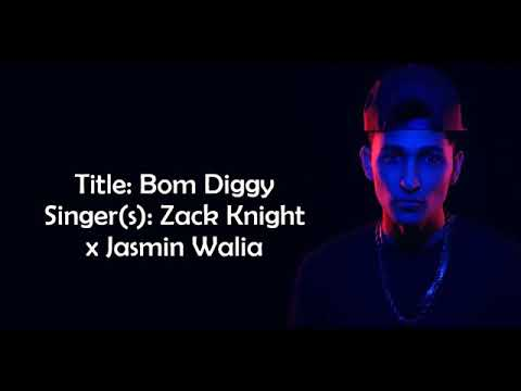 Bom Diggy Diggy Lyrics (Sonu Ke Tittu Ki Sweety)(sktks)