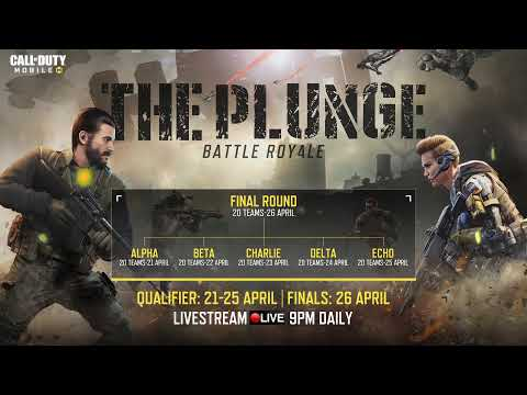 THE PLUNGE: Final Round | Call of Duty© Mobile -Garena