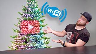 Ёлка с Wi-Fi