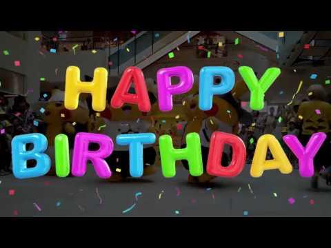 Selamat ulang tahun versi koplo