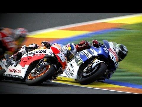 Track action 2013 - Best MotoGP™ overtakes