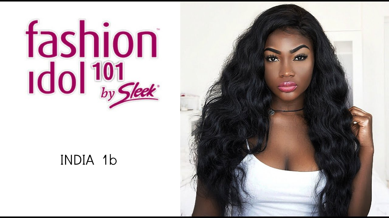 Sleek fashion idol 101 review