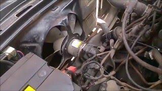 видео Как работает вентилятор охлаждения двигателя: принцип работы, схема, крыльчатка, блок управления