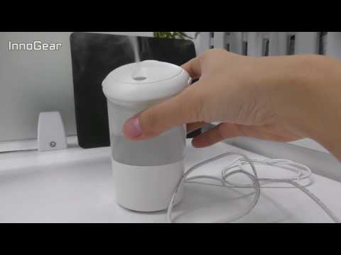 how-to-use-innogear-usb-car-essential-oil-diffuser-(white)