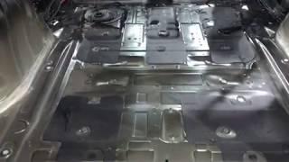 видео Шумоизоляция Хендай Санта Фе
