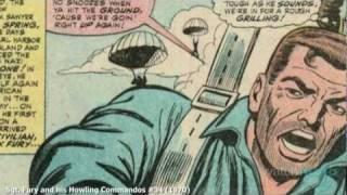Superhero Origins: Nick Fury