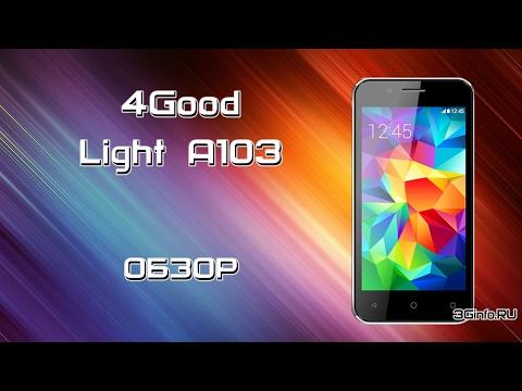 4Good Light A103 (Билайн). Обзор