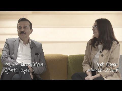 MEF'li Aileler / İpek Erişen - Yavuz Erişen / Mimarlık