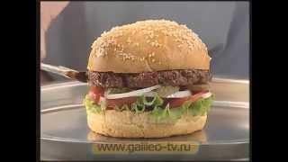 Как снимают еду в рекламных роликах
