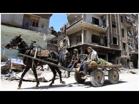 Chemical weapons inspectors finally reach Syrian town hit by suspected gas attack   CBC News
