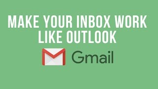 G Suite Training: Set up Gmail like Outlook