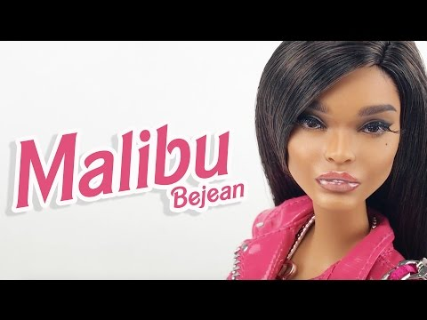Malibu Bejean Barbie Commercial 2017...
