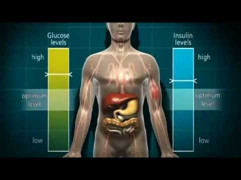 How Diabetes affect Human body