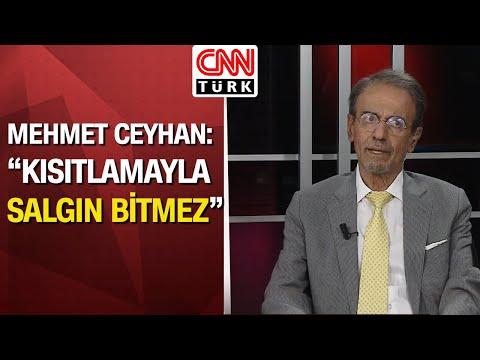 Prof. Dr. Mehmet Ceyhan 1 Haziran normalleşme adımlarını analiz etti!