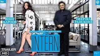 The Intern Movie Trailer Review - Rishi Kapoor And Deepika Padukone   Sunir Kheterpal