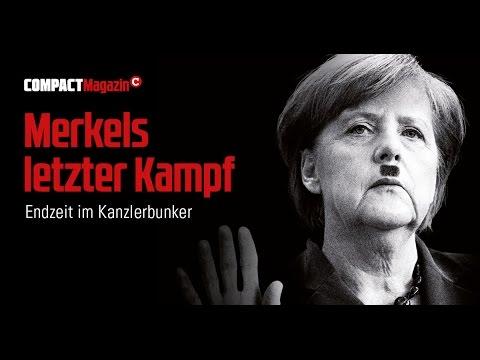 Diskussion zu COMPACT 1/2017: Merkels letzter Kampf