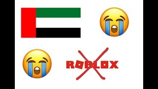 IS ROBLOX BANNED IN UAE!?