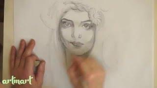 Уроки рисования карандашом для начинающих — Как рисовать кар