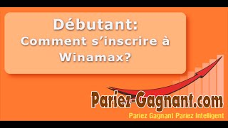 Inscription winamax