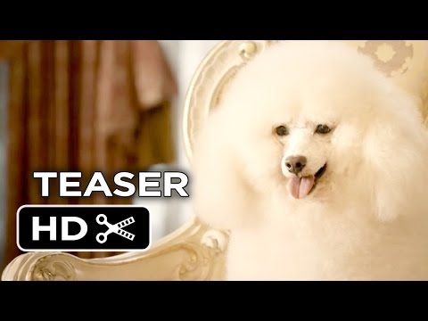 Lucky Dog Official Teaser Trailer (2014) - Dog Adventure Movie HD