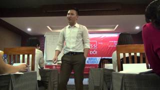TNI Group - Dự án hỗ trợ kiến thức - Workshop Marketing 01