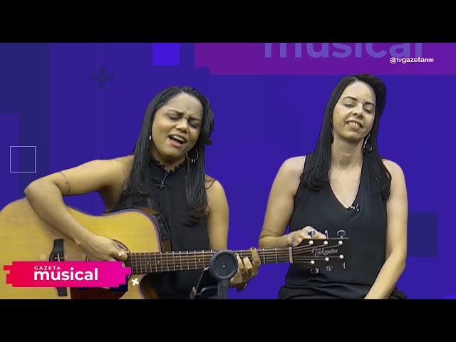 Gazeta Musical com Erika e Larissa (Bloco 4)