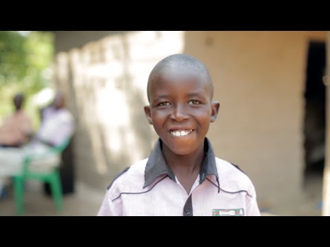 Step Into My Shoes - Compassion International