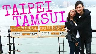 Day 6 Part 1 Taiwan Taipei Tamsui