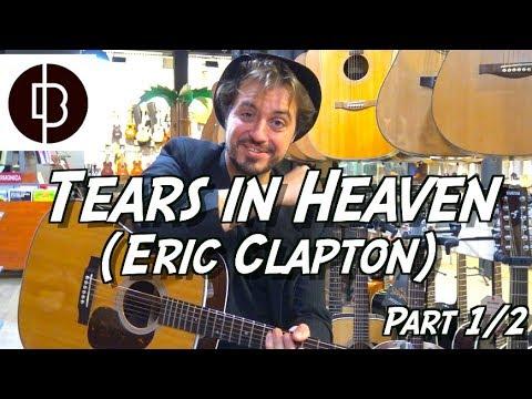 Tears in Heaven (Eric Clapton) - Tuto guitare acoustique chez Paul Beuscher