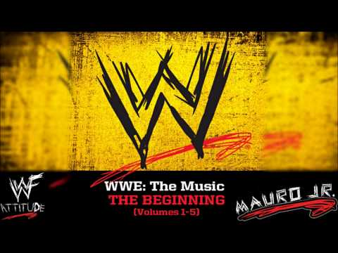 WWE: The Music, The Beginning (Volumes 1-5) [Full Album Download]