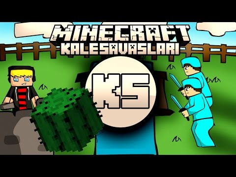 Minecraft: NDNG Kale Savaşları