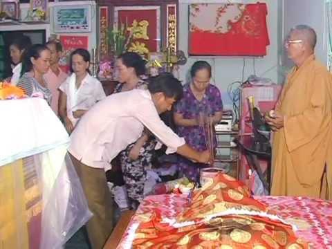 Đám Tang Bà Nguyễn Thị Khá Bạc Liêu 1