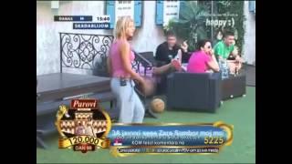 REALITY SHOW | PAROVI 99 | DAN 4 | HAPPY TV (SERBIA) soundtrack: Zumba Samba by Karmin Shiff