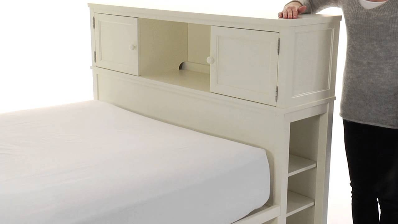 Add Function And Style To Teen Room Decor With Beadboard Storage Beds Youtube