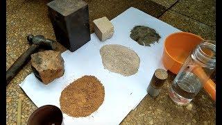 Blacksmithing - making a small crucible