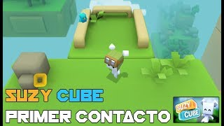 SUZY CUBE PRIMER CONTACTO - GAMEPLAY  PC
