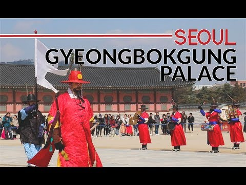 South Korea's Gyeongbokgung Palace | Must-Visit Places in Seoul