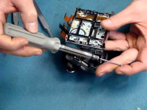 Sony Handycam Repair Full Video C:32:11 Error