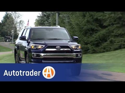 2014 Toyota 4 Runner - SUV   5 Reasons To Buy   Autotrader