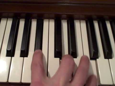 Piano Tutorial 16: Move Along by All American Rejects