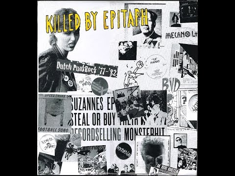 Various Artists - Killed By Epitaph