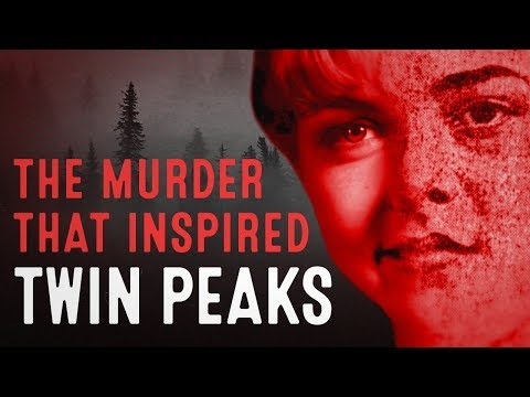 The Unsolved Murder That Inspired Twin Peaks - True Fiction - YouTube