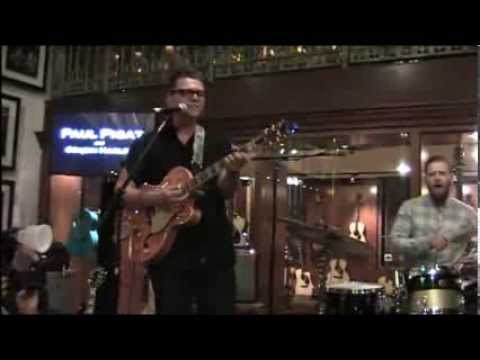 Paul Pigat & Cousin Harley at Gretsch 130th Anniversary Event at Rudy's Music #2