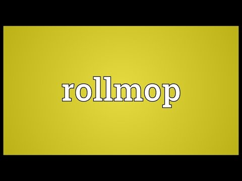 Header of rollmop