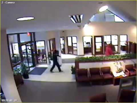 AJ31344 Enterprise Bank Robbery