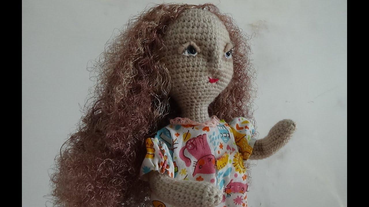 Кукла из атласных лент своими руками фото 170