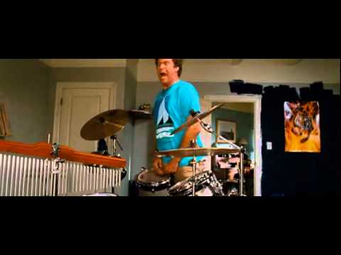 Step Brother's drum set fight scene for Brendan haha