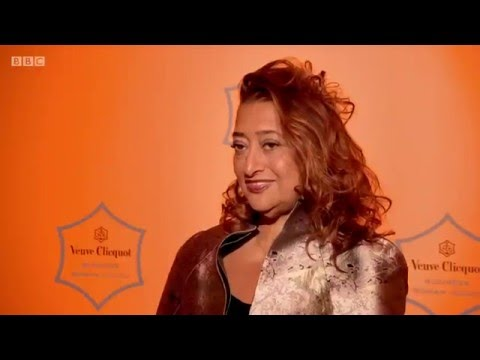 Zaha Hadid - Who Dares Wins