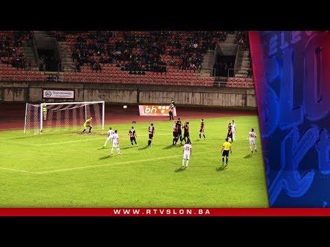 Prvi gol Zrinjskog na Tušnju - 22.08.2017.